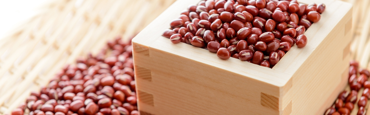 Đậu đỏ, hương vị món ngọt truyền thống Nhật Bản