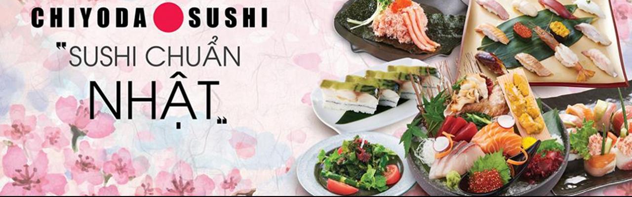 """Review """"Sushi chuẩn Nhật"""" tại Việt Nam"""