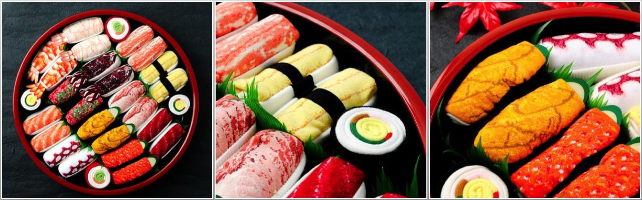 Quà tặng độc đáo cho các tín đồ nghiện Sushi
