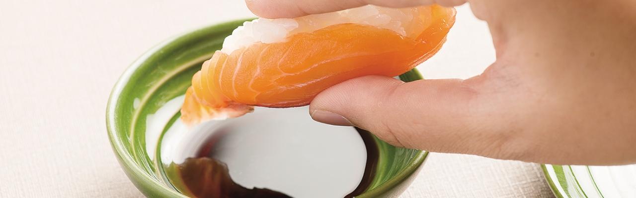 Ăn Sushi thế nào mới đúng?