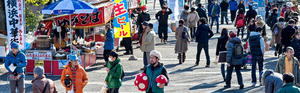 """Lạc lối trong """"rừng"""" chợ đồ cũ đẹp - độc - rẻ ở Nhật"""