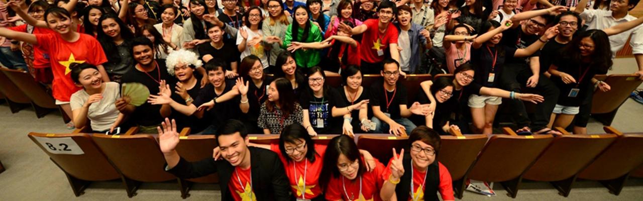 Tuần lễ văn hóa Việt Nam 2015 tại trường ĐH APU