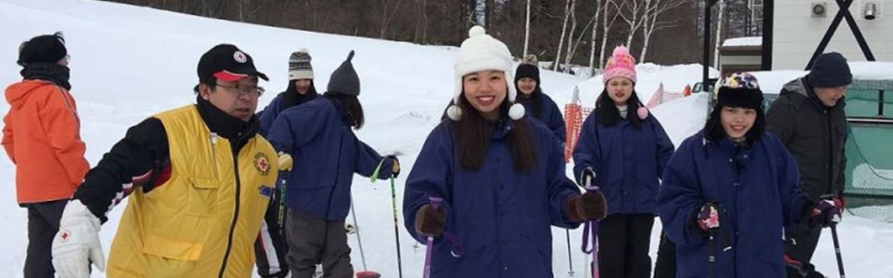 Trải nghiệm du học tại Mombestu - Hokkaido