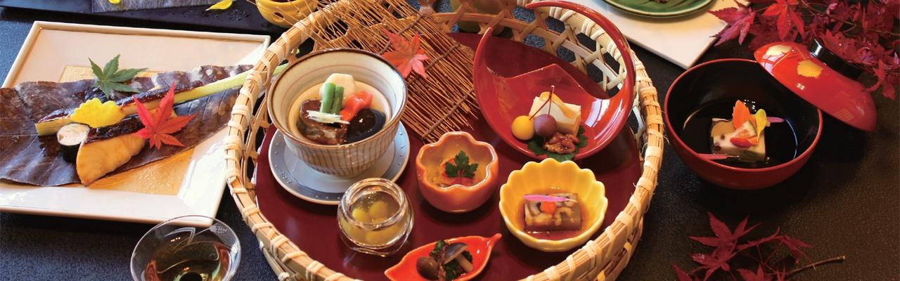 Washoku, nâng niu hương vị từng mùa