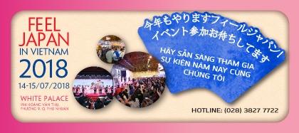 Lễ hội văn hóa du lịch Nhật Bản 2018