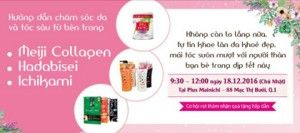 Mini Event tại Plus Mainichi