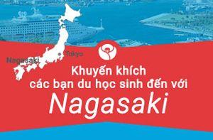 Trung tâm hỗ trợ du học sinh Nagasaki