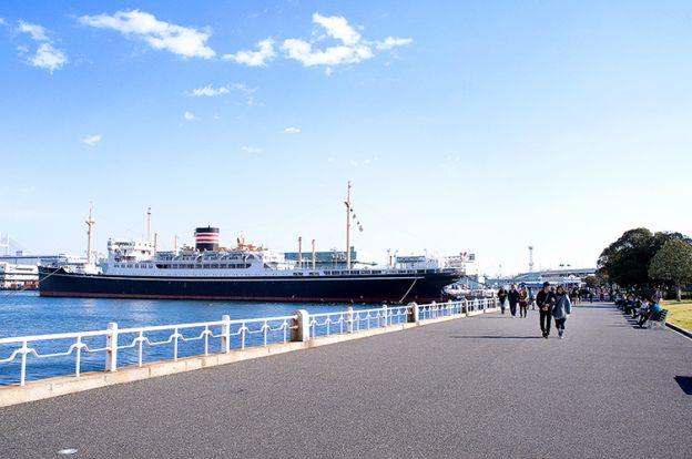 Thành phố cảng Yokohama - điểm hội tụ của văn hóa Đông Tây
