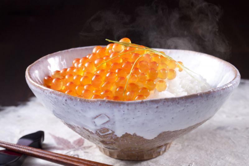 Ikura - Trứng cá hồi