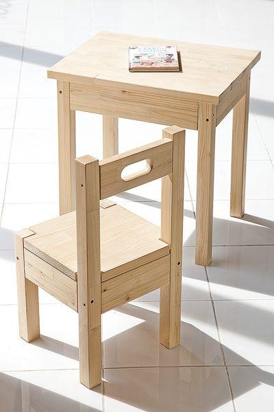 bàn ghế Hinoki
