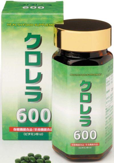 chlorella 600 max smile