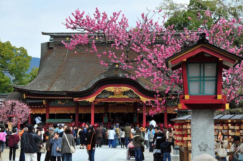 đền dazaifu