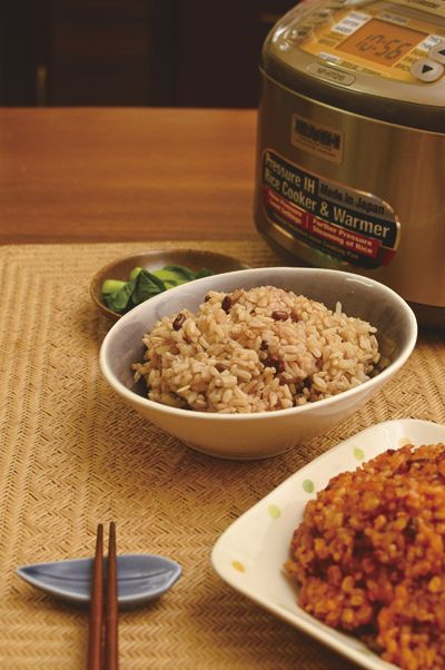 cơm gạo lứt tốt cho sức khỏe