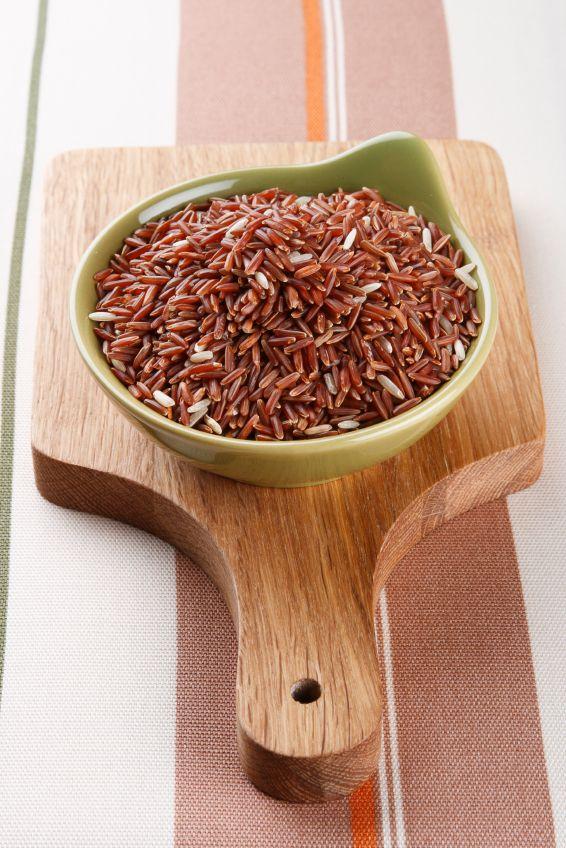 gạo lứt rất khó nấu