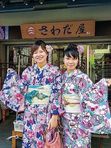 Dạo phố ngày xuân ở Asakusa