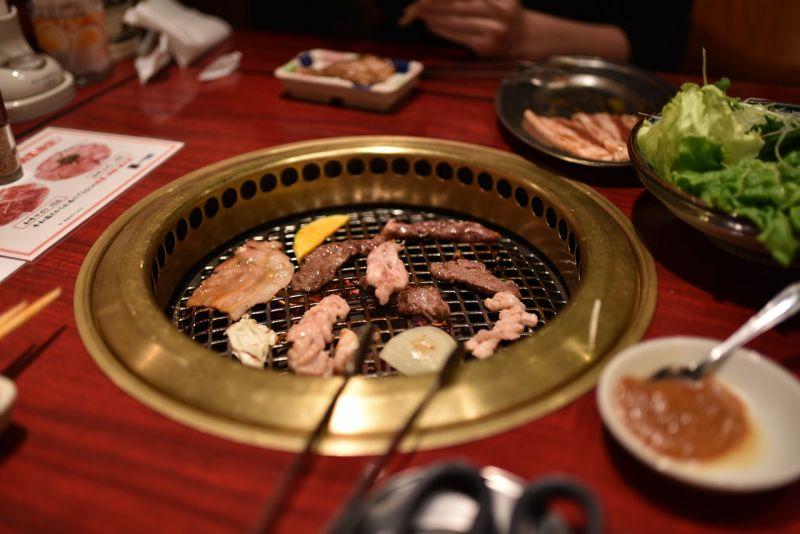 món thịt nướng hảo hạng của Sapporo