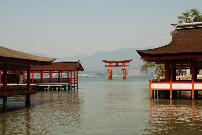 cổng torii