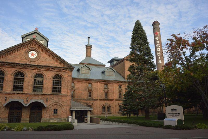 サッポロビールの博物館