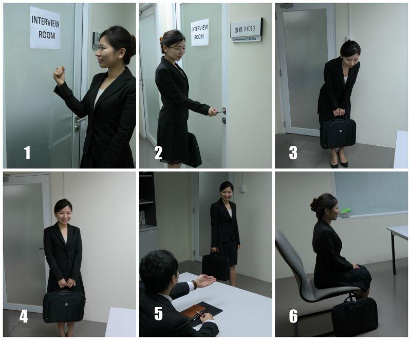 quy trình phỏng vấn công ty nhật