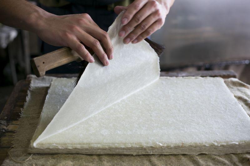 手漉き技術