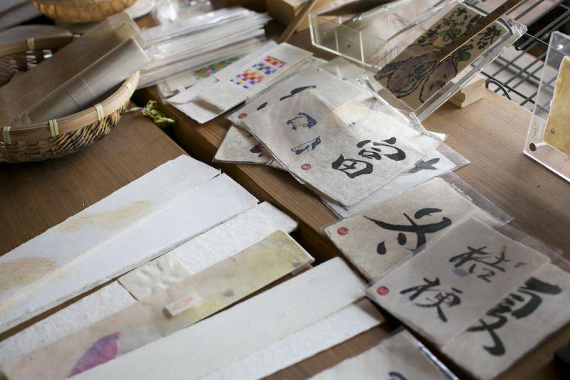 giấy washi Nhật Bản