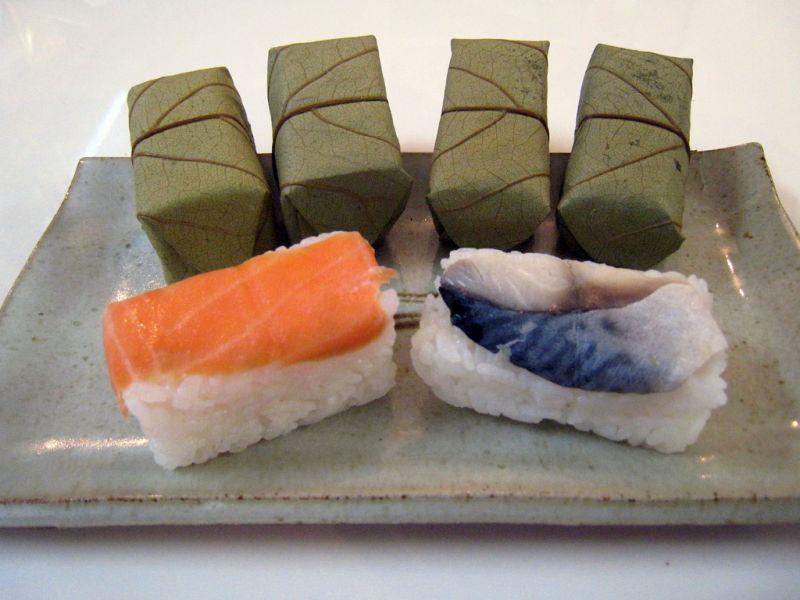 phân biệt các loại Sushi