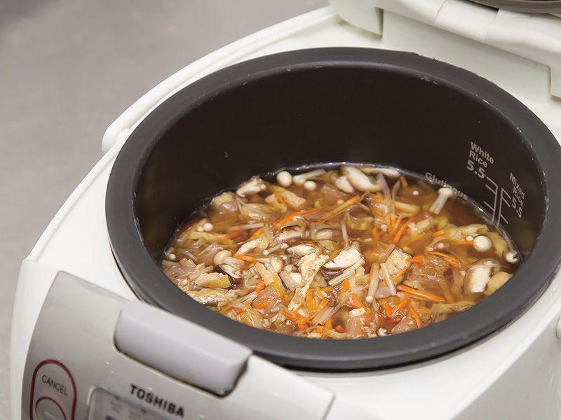 nấu cơm