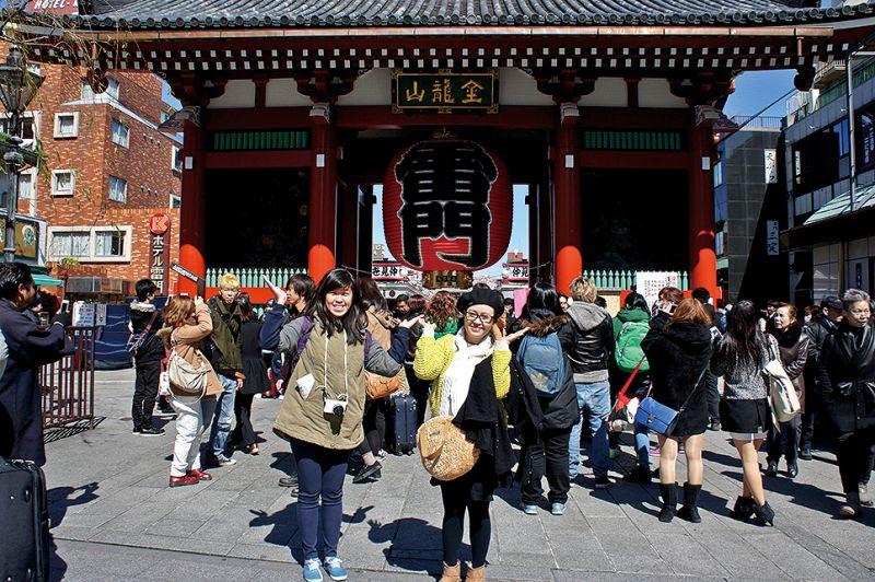 cổng kaminari mon