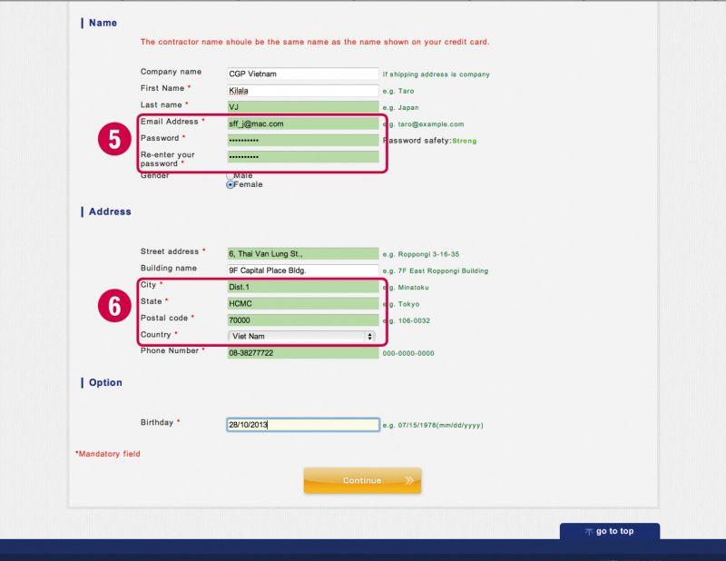 đăng ký pocket wifi