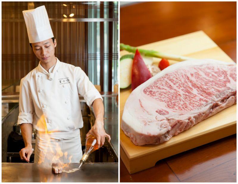 nhà hàng fuji