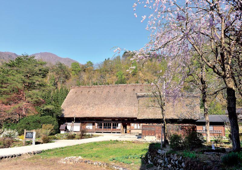 白川郷最古の建築・和田家