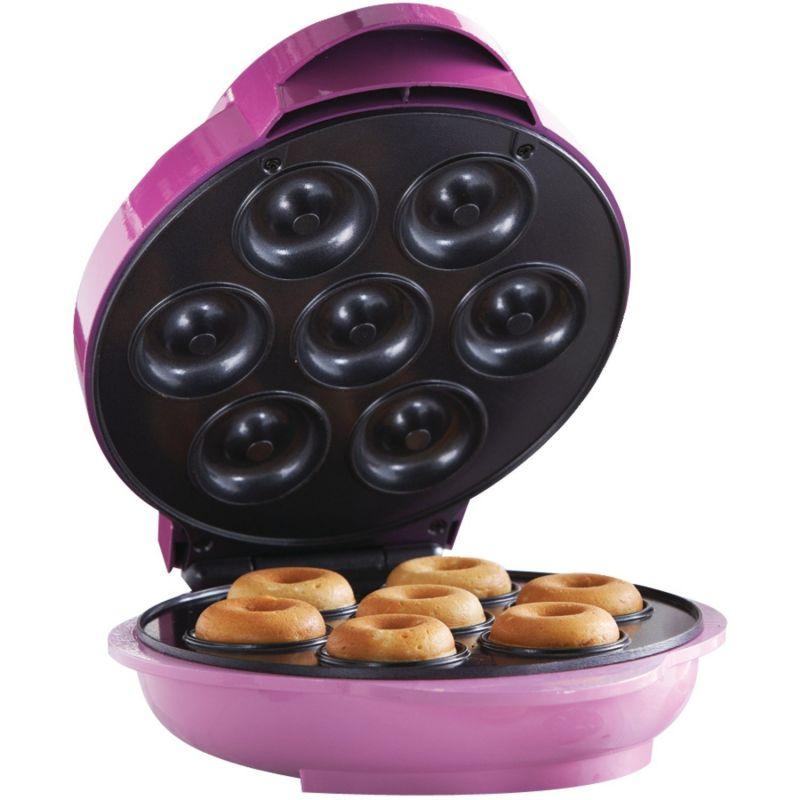 máy nướng bánh donut mini