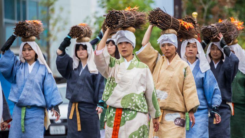 phong tục tập quán đặc sắc ở Kyoto