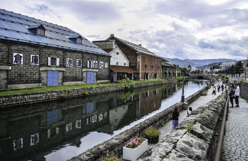 kênh đào Otaru