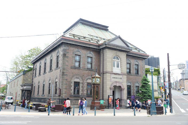 bảo tàng hộp âm nhạc Otaru