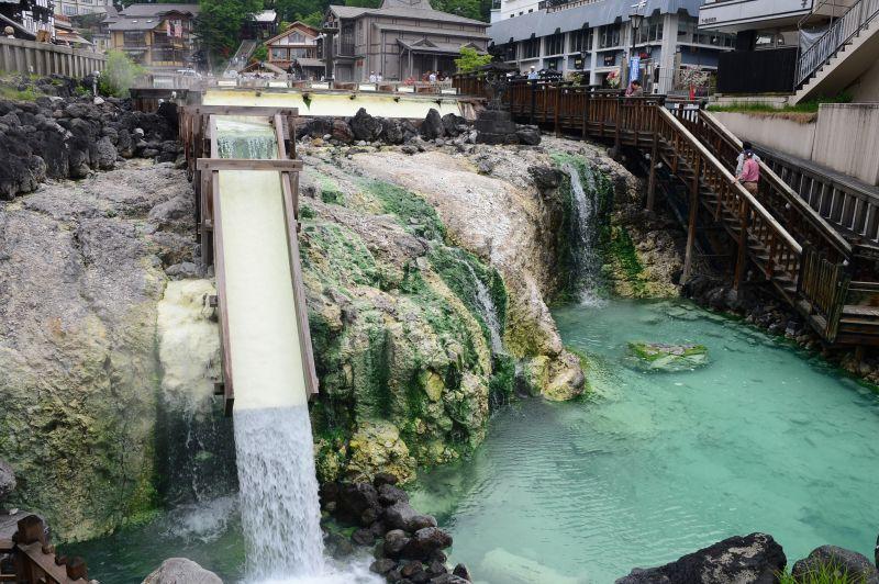 suối khoáng nóng Yubatake