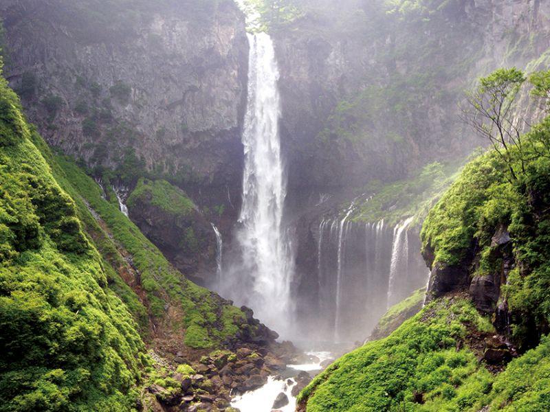 thác Kegon