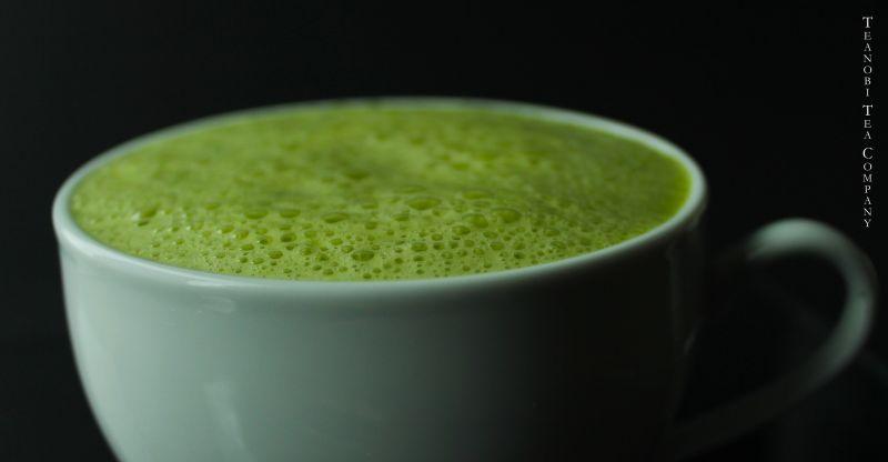 Uống trà xanh mỗi ngày