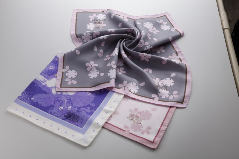 Tomioka Silk Collection