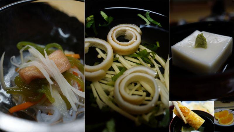 Những món ăn chay tại chùa ở Koya-san