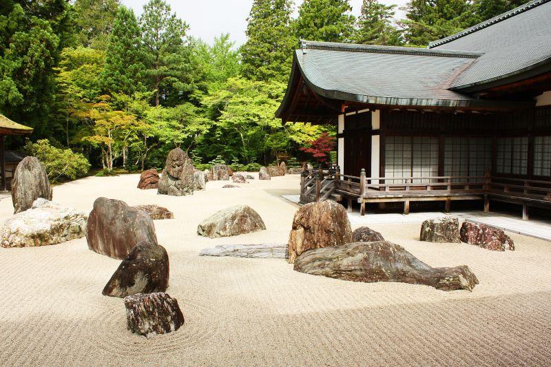 Vườn đá Banryu