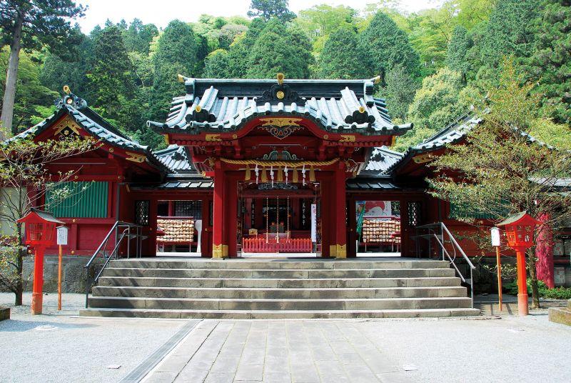 thần xã Hakone