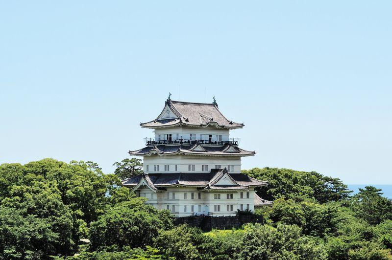 lâu đài Odawara