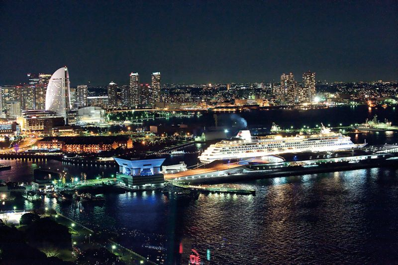 Yokohama cảnh đêm