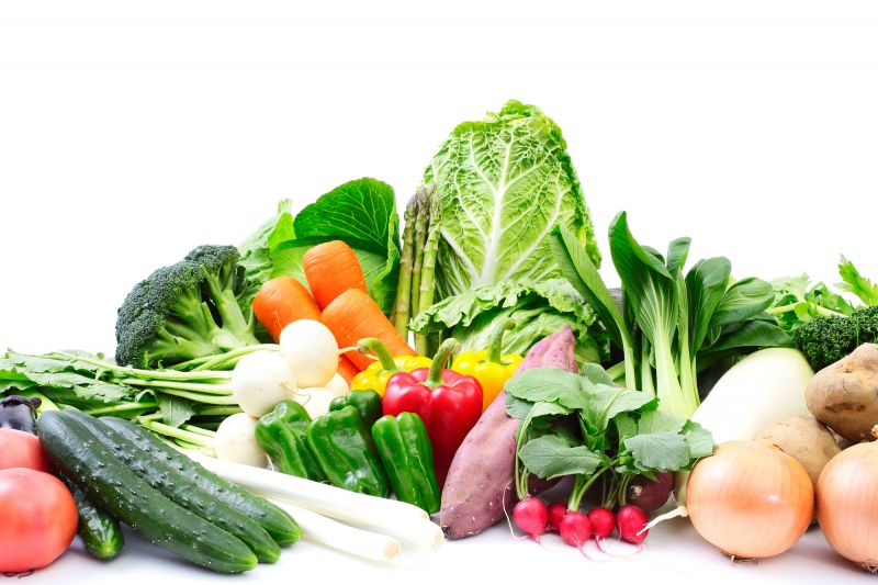 rau họ cải chứa nhiều khoáng chất, vitamin