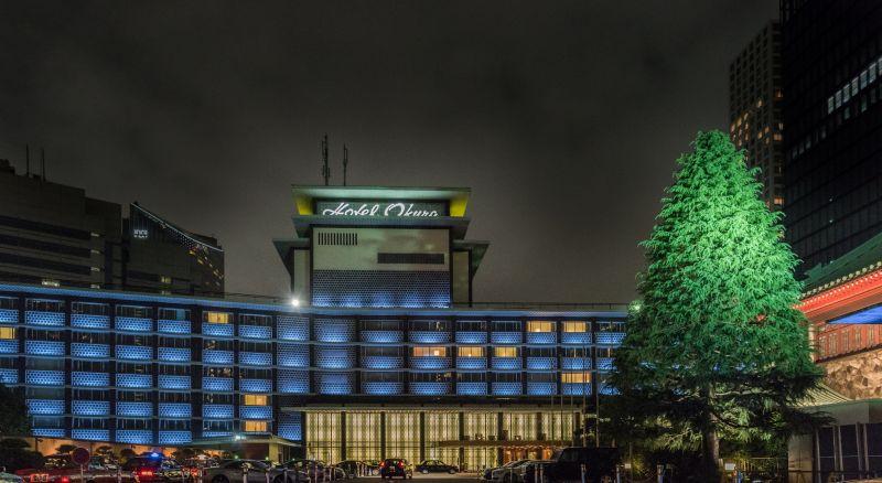 Khách sạn huyền thoại Okura Tokyo