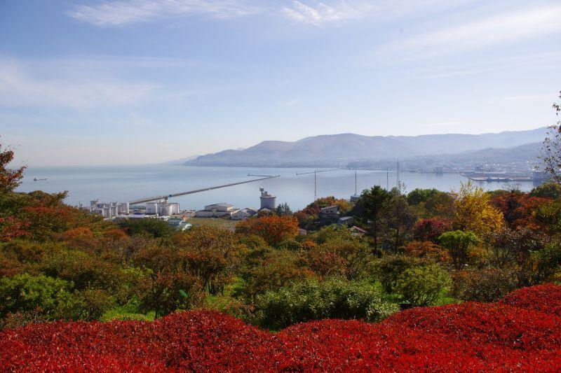 mùa thu Otaru
