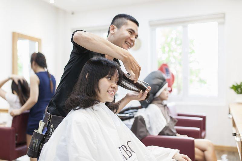 Salon tóc Nhật Umboo