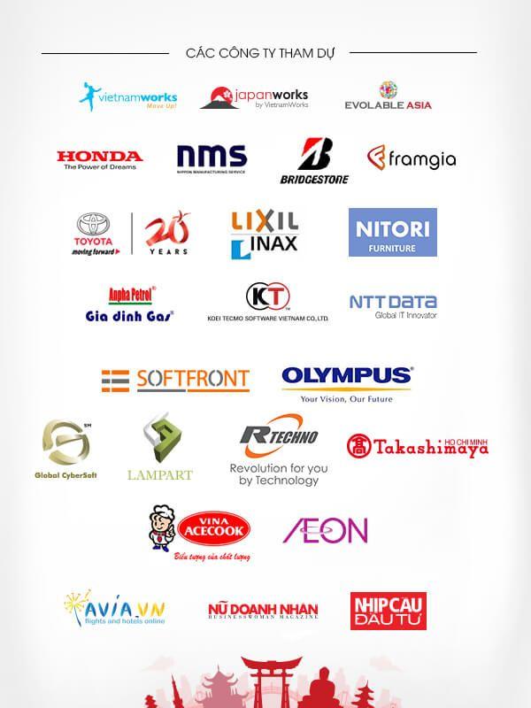 Công ty tham dự ngày hội việc làm Nhật Bản