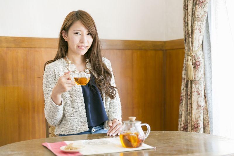 毎日のなた豆茶はキレイのお守り